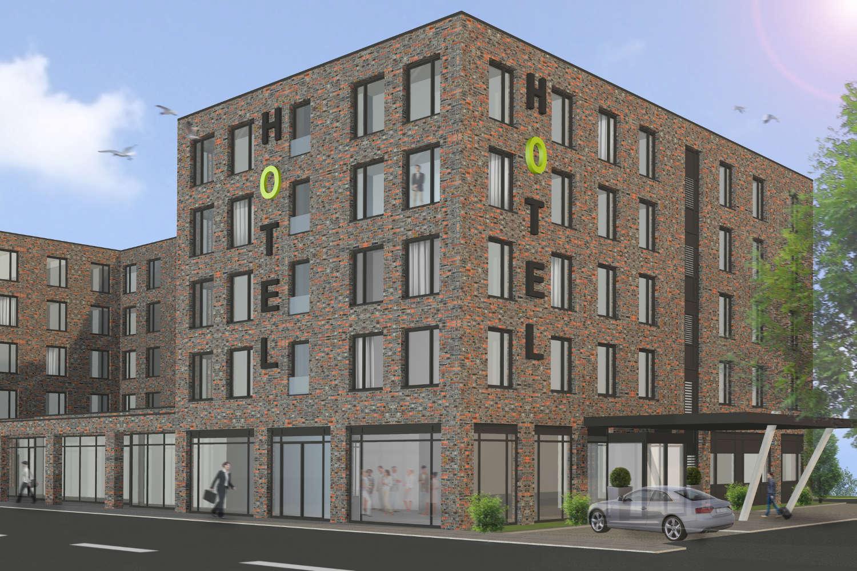 Neubau Einer Hotelanlage