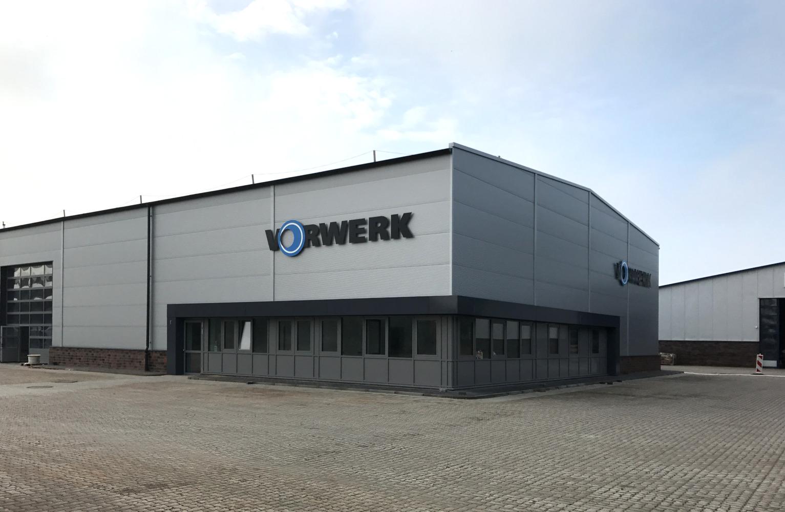 Neubau Einer Werkhalle Und Eines Verwaltungsgebäudes
