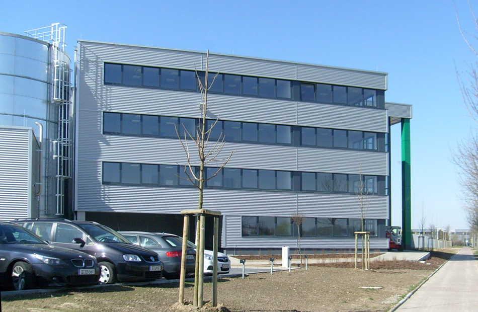 Neubau Eines Biologistik-Zentrums