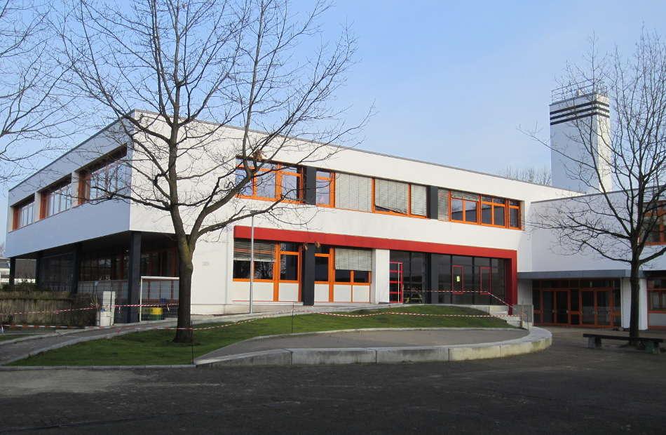 Umbau Beeke-Schule