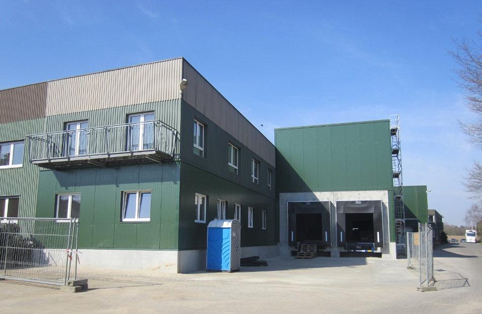 Erweiterung Lünekartoffel GmbH & Co.KG