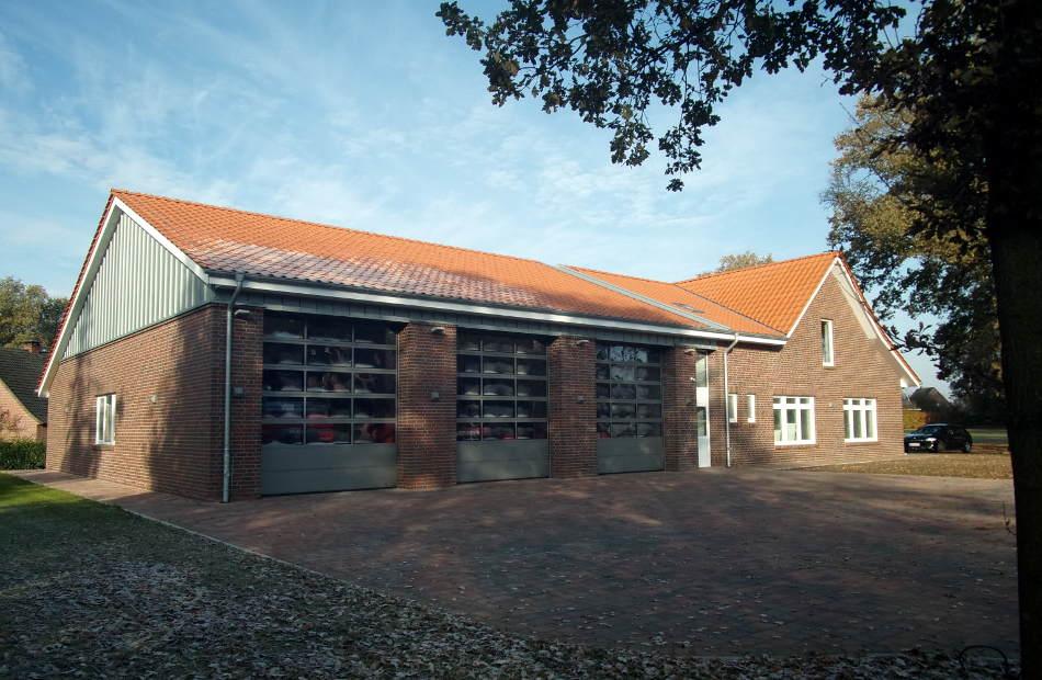 Umbau / Erweiterung Feuerwehrhaus