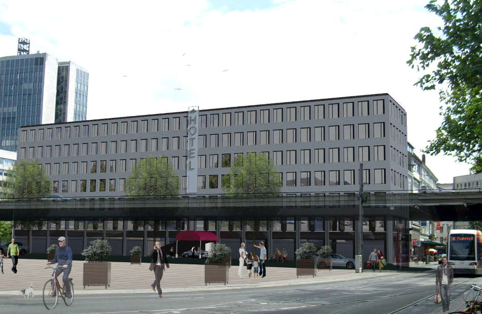 Hotel Am Breitenweg