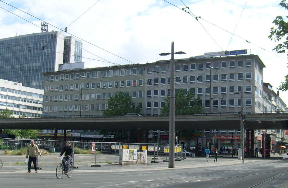 Az268  Hotel Bremen Neubau Entwurf Ausführung Vorher 1