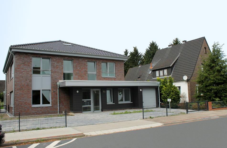 Neubau Ambulante Hausgemeinschaft