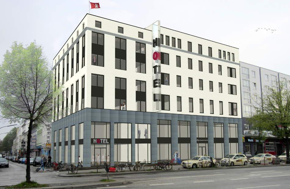 Hotel Hamburg Reeperbahn
