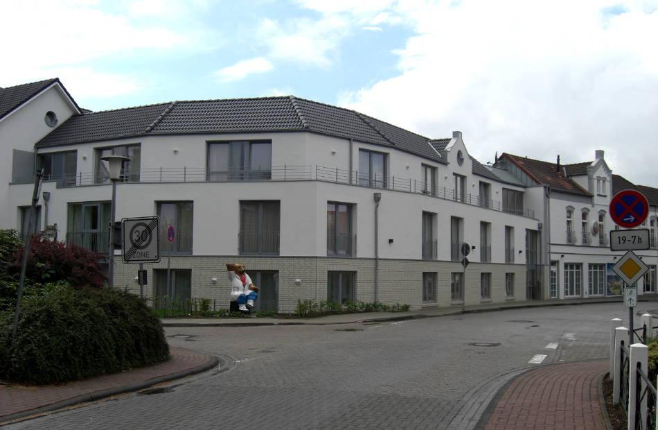 Neubau Seniorenpflegezentrum