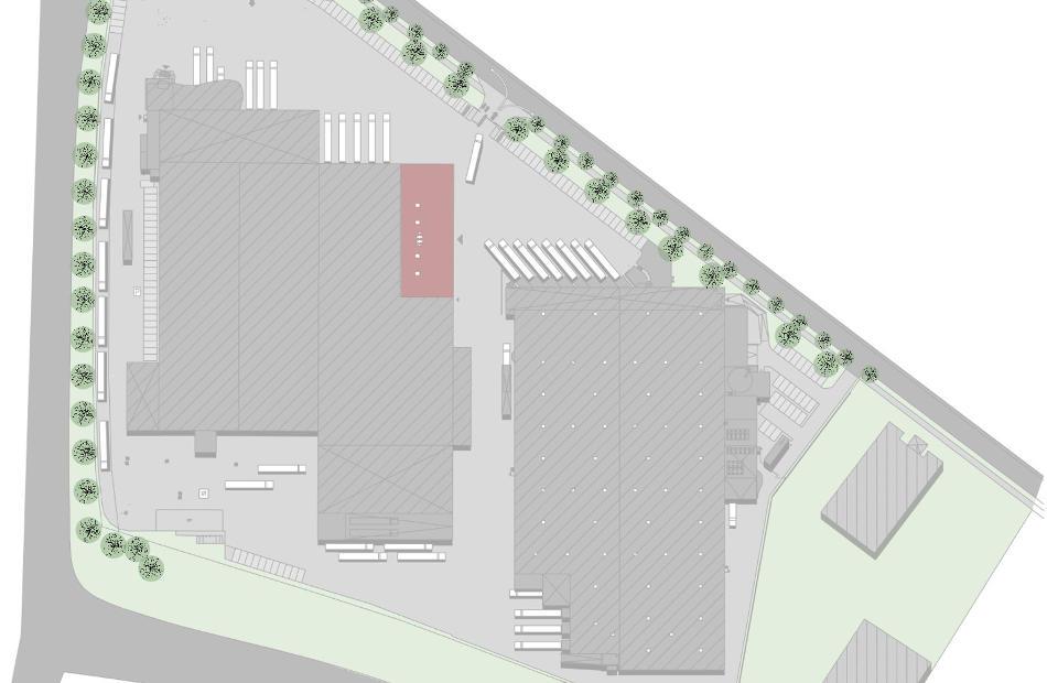 Az110_lageplan-kuehllagerhalle-moenchengladbach-neubau-boehmer-verpackung-kartoffeln-zwiebeln