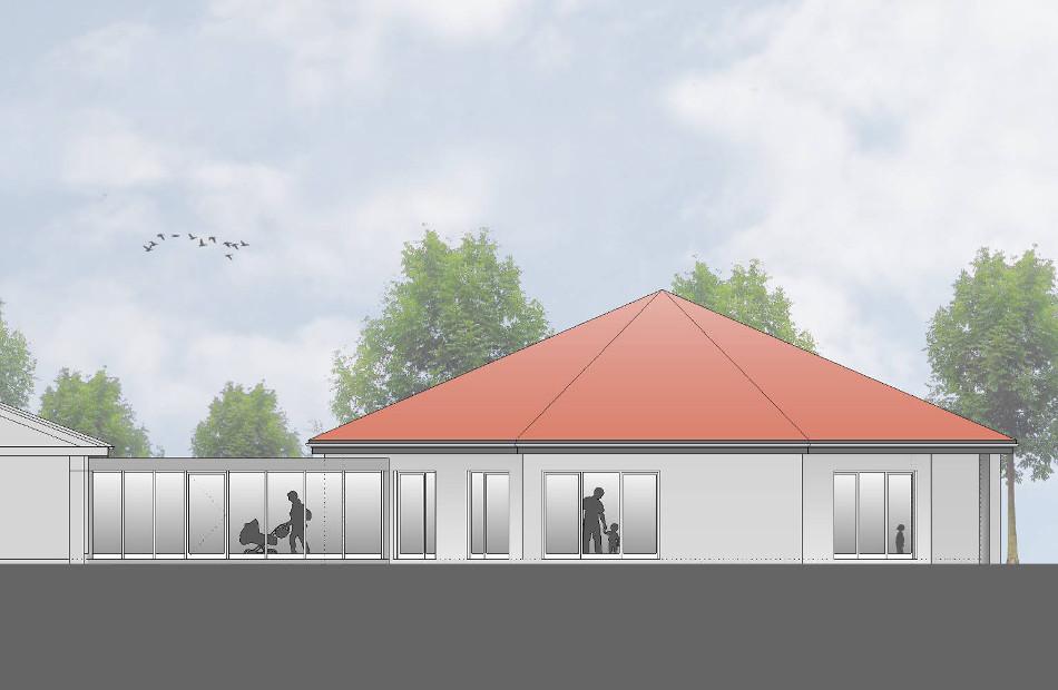 Erweiterung Einer Kindertagesstätte