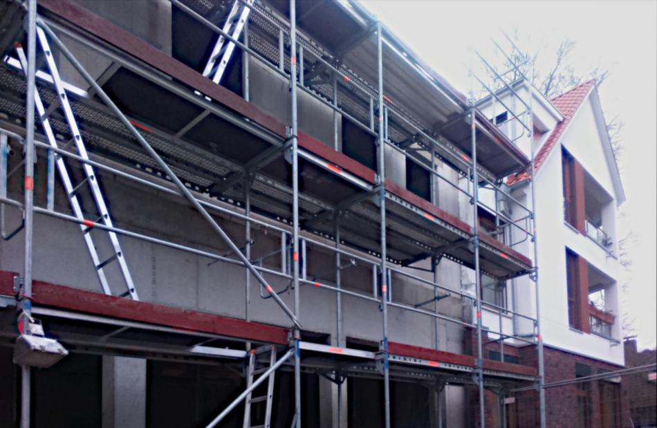 Neubau Einer Tagespflege In Scheeßel (2. Bauabschnitt)